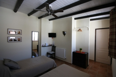 Terrace Room - Twin Bed & Ensuite - Pinos del Valle