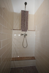 Terrace Room - Ensuite Shower Room - Pinos del Valle