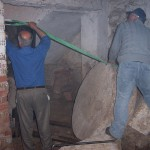 Mill Stone Removal