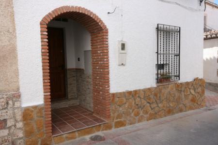 Casa Molino Entrance