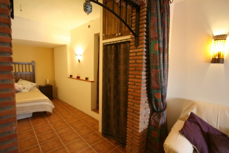 Moroccan Suite/Family Room - Double Bed & Bunkbeds